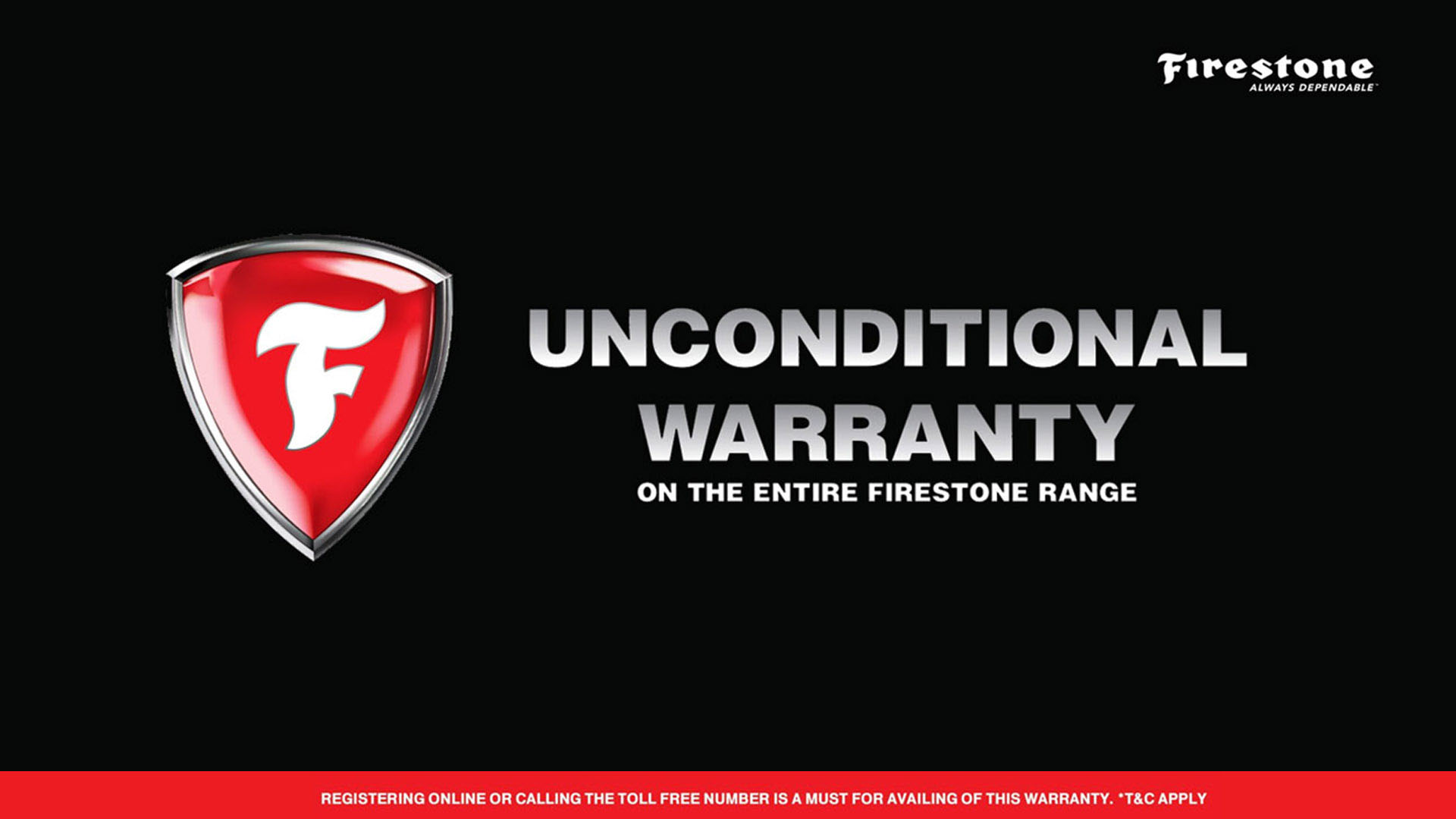 Unconditional Warranty Policy